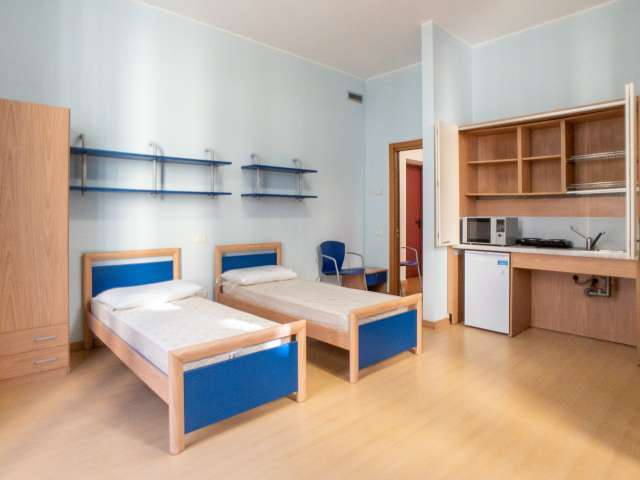 Nifty studio apartment for rent, Stadera, Milan