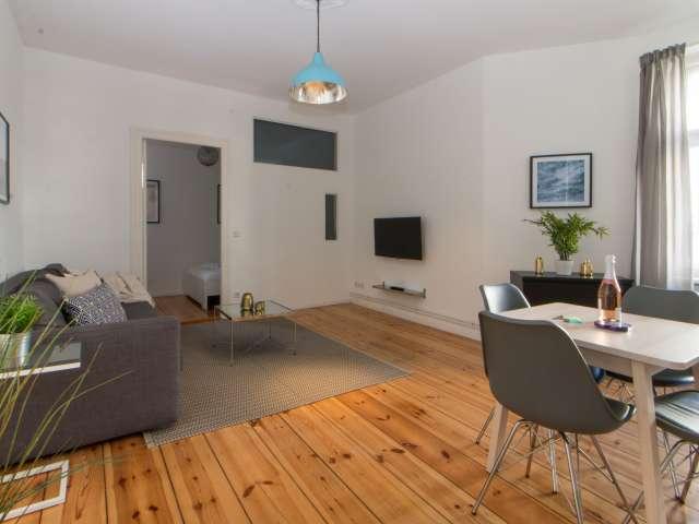 1-bedroom apartment for rent in Tiergarten, Berlin