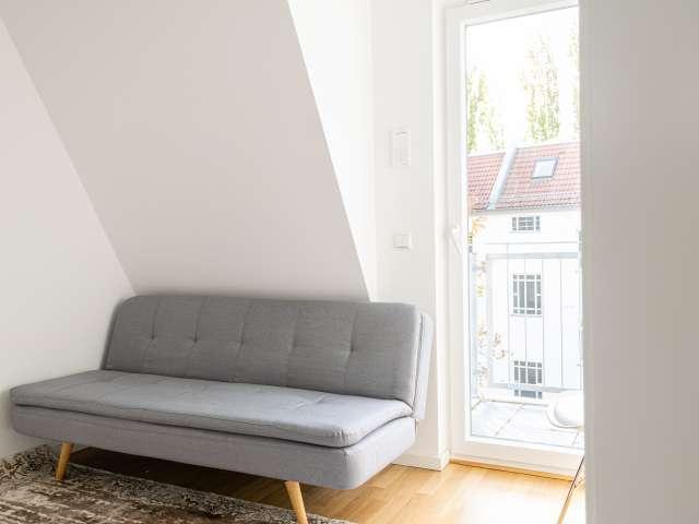 Kompaktes Studio-Apartment zur Miete in Lichtenberg, Berlin