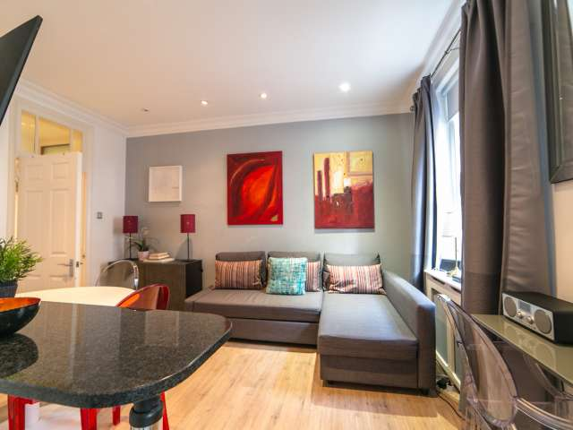 2-bedroom flat for rent in City of Westminster, London