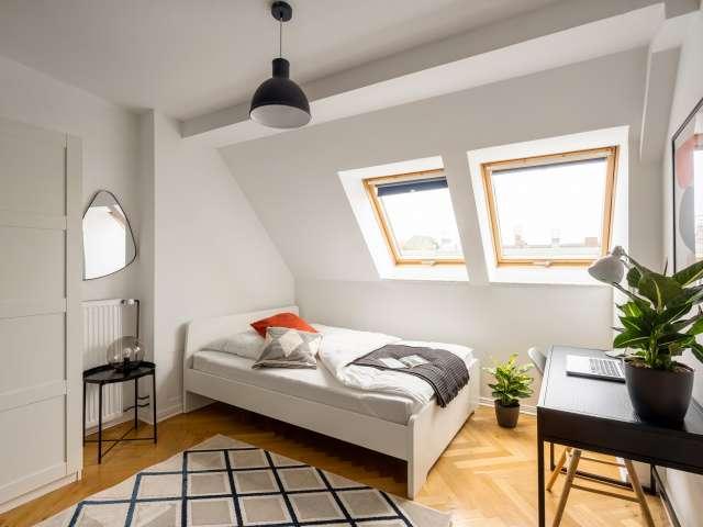 Sonniges Zimmer in Wohngemeinschaft in Friedrichshain