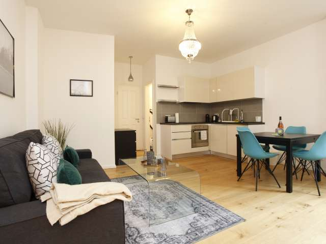 Awesome 1-bedroom apartment for rent in Moabit, Berlin
