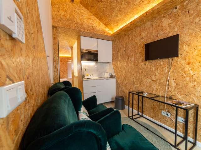 Stylish 1-bedroom apartment for rent in Estrela, Lisbon