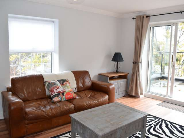 Bright 2-bedroom apartment for rent in Swords, Dublin