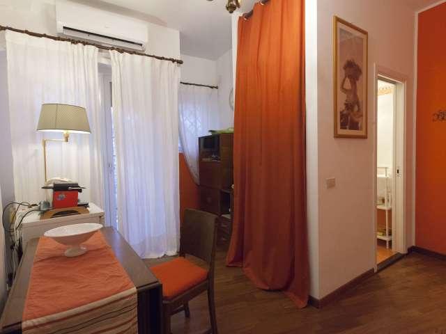 Monolocale d'epoca in affitto ad Appiano, Roma