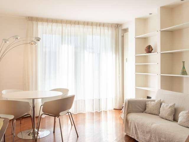 appartement 1 chambre à louer à Ostiense, Rome