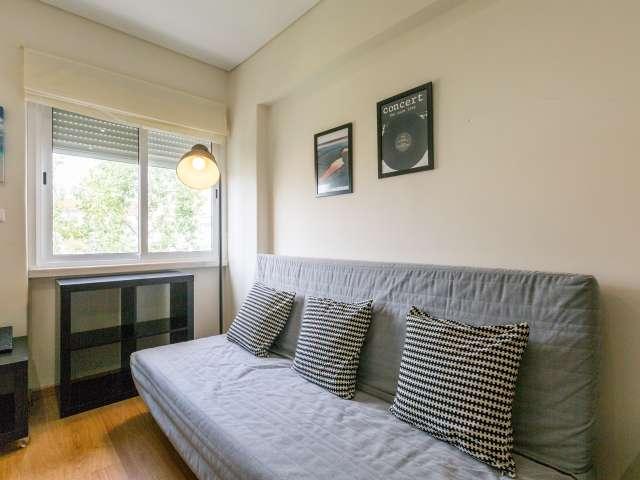 Apartamento de 2 quartos para alugar em Benfica, Lisboa
