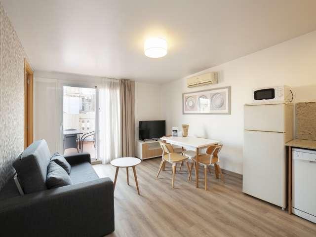 2-Zimmer-Wohnung zur Miete in Eixample Dreta Barcelona