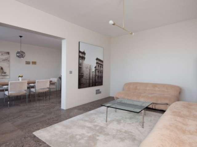 Stilvolles 1-Zimmer-Apartment in lebhafter Mitte zu vermieten