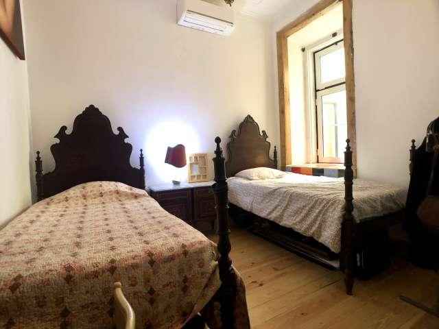 Cozy room for rent in Baixa Chiado, Lisbon