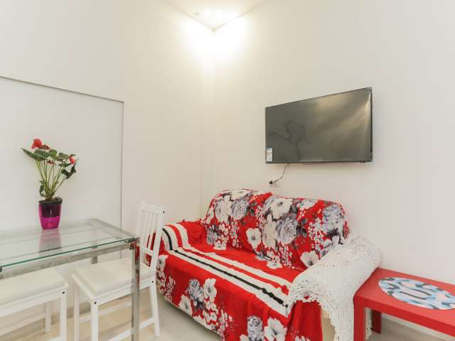 Neat studio apartment for rent in Turro, Milan