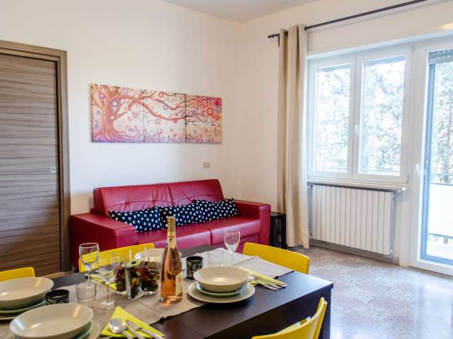 Appartamento con 3 camere da letto in affitto a Ostiense, Roma