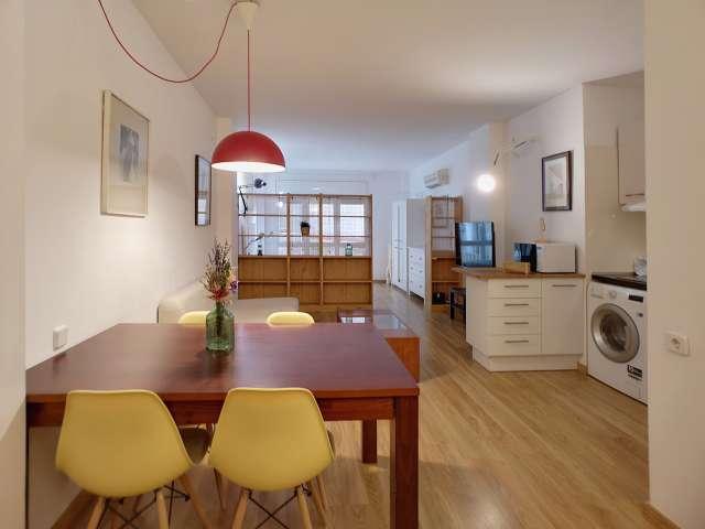 Cosy studio apartment for rent in Gràcia, Barcelona
