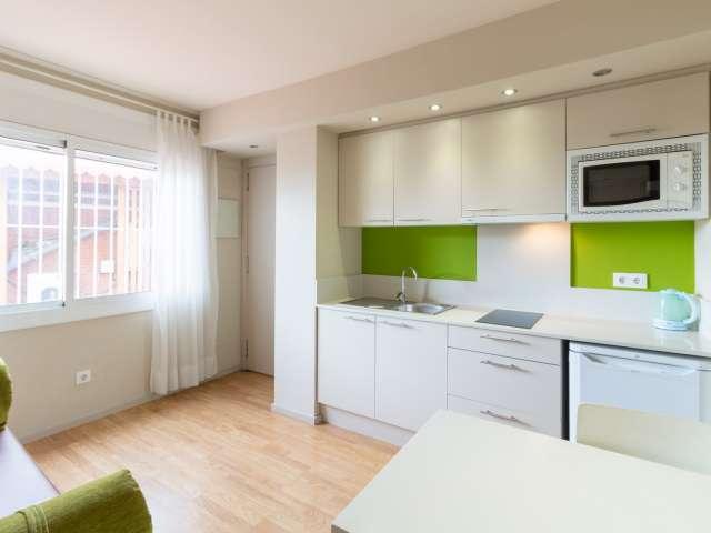 Fantastic studio apartment for rent in Gràcia, Barcelona