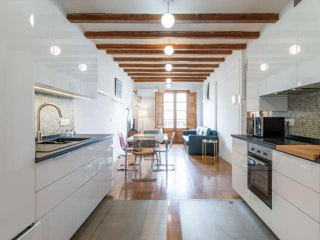 Appartamento in affitto in Eixample, Barcellona 1 camera da letto