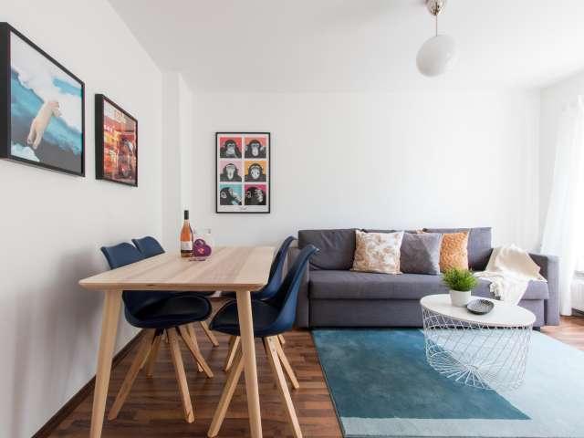 Moderne 1-Zimmer-Wohnung zur Miete, Friedrichshain, Berlin