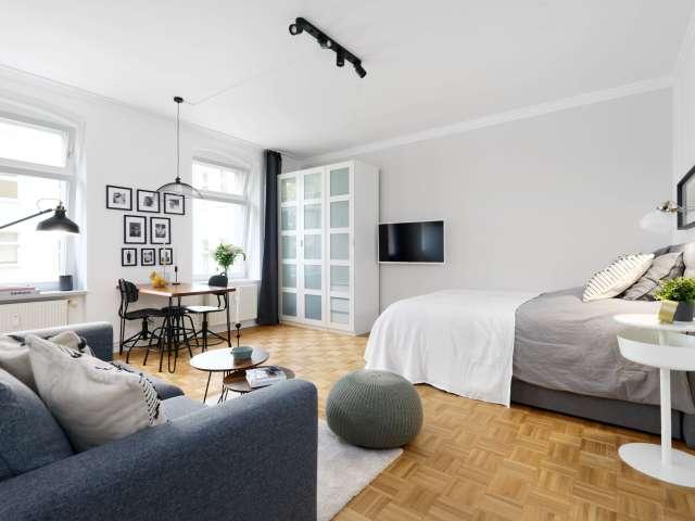 Studio-Apartment zur Miete in Kollwitzkiez, Berlin