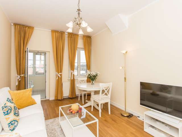 Apartment mit 1 Schlafzimmer zur Miete in Lichtenberg, Berlin