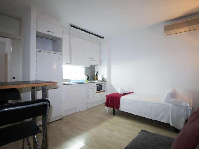 1-Zimmer-Wohnung zur Miete in El Raval, Barcelona
