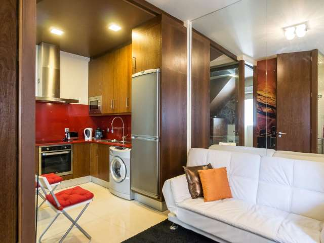 Terrific 1-bedroom apartment for rent in Ajuda, Lisbon