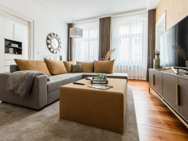 1-bedroom apartment for rent in Mitte, Berlin