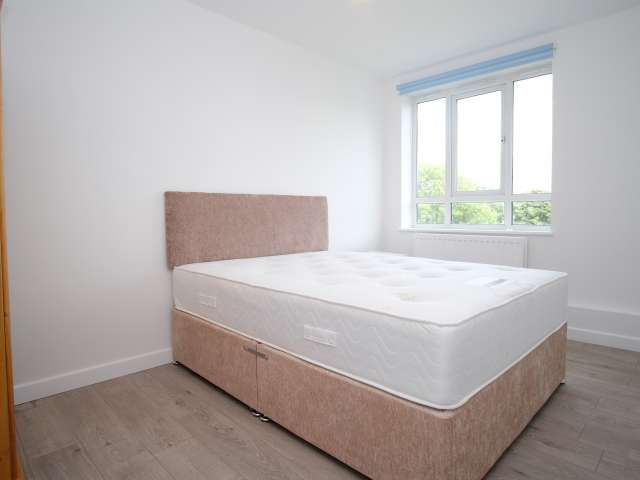 Decorated room in nice shared flat in Finsbury Park, London
