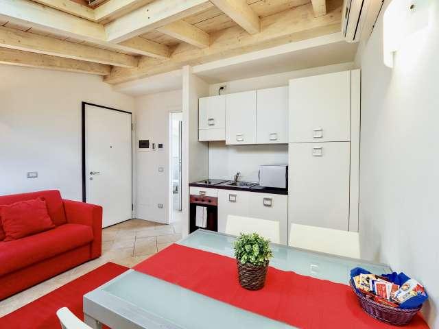 Moderno bilocale in affitto a Bovisa, Milano
