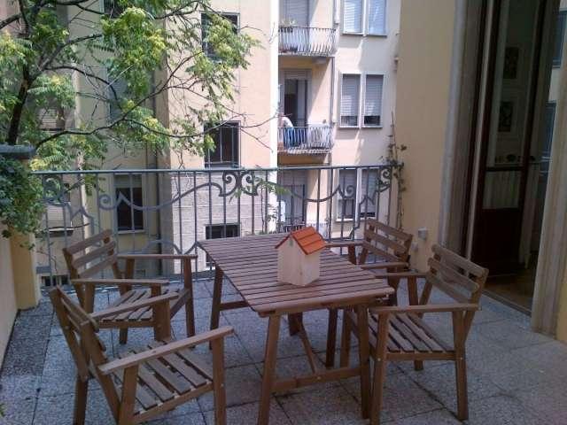 1-bedroom apartment for rent in Guastalla, Milan