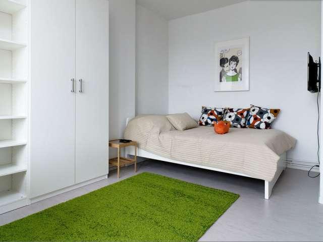 Lumineux appartement 1 chambre à louer à Reinickendorf, Berlin