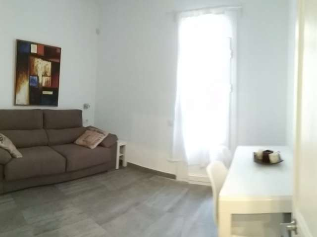 1-bedroom apartment for rent in Poblenou, Barcelona