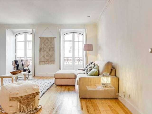 Apartamento de 2 quartos para alugar em Campo de Ourique, Lisboa