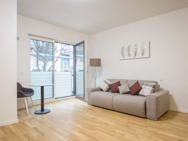 Charmantes Studio-Apartment zur Miete in Mitte, Berlin