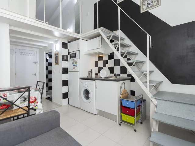 Studio apartment for rent in Puerta del Ángel, Madrid