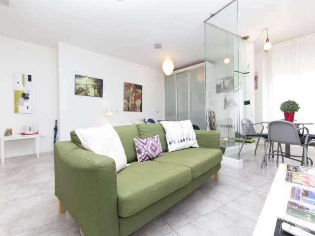Cool studio apartment for rent in Retiro, Madrid