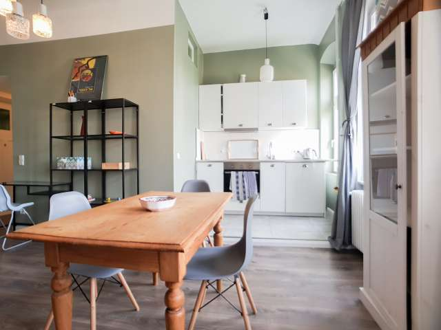 Apartment with 1 bedroom for rent in Neukölln