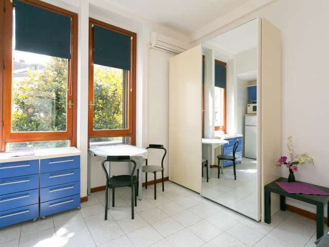 Cosy 1-bedroom apartment for rent in Stazione Central, Milan