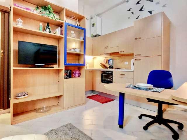 Gemütliches Studio-Apartment zur Miete in Bovisa, Mailand