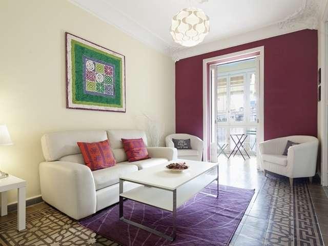 4-bedroom apartment for rent in L'Esquerra de l'Eixample