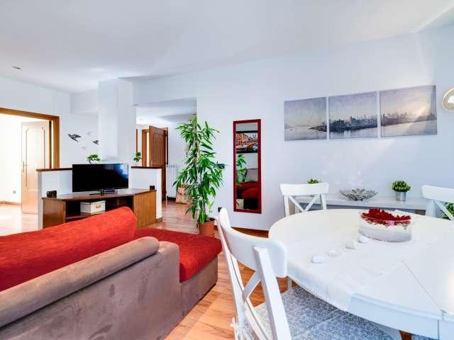 Appartement 2 chambres à louer à Ostiense, Rome