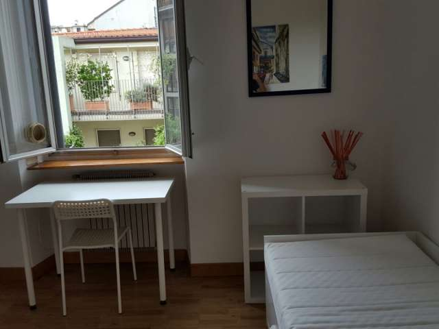 Room for rent in apartment with 3 bedrooms in Porta Venezia