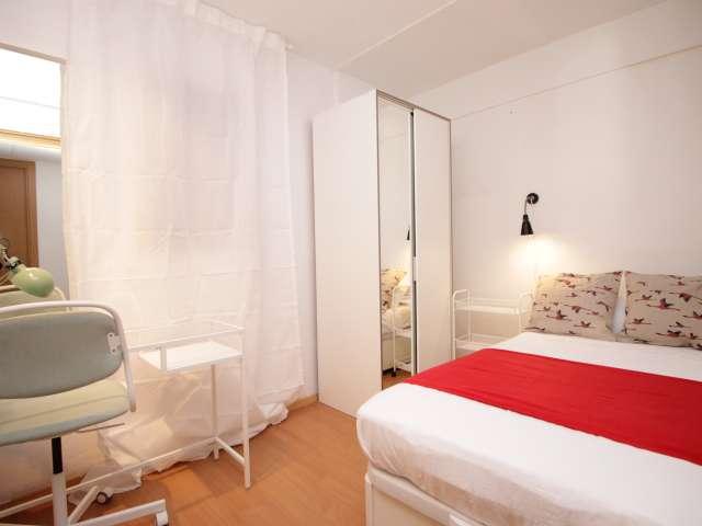 Cozy room for rent in Zona Universitaria, Barcelona
