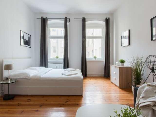 Geräumiges Studio-Apartment zur Miete in Charlottenburg, Berlin