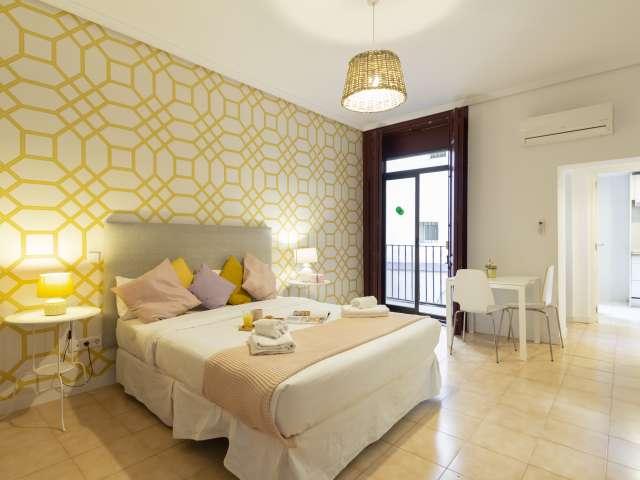 Studio apartment for rent in Madrid Centro