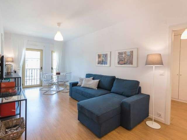 Apartamento de 1 quarto para alugar em Avenidas Novas, Lisboa
