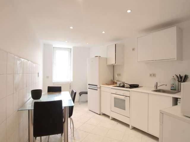Chambres à louer dans un appartement de 2 chambres à Anderlecht