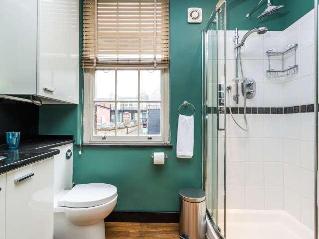 Ganze 1 Schlafzimmer Wohnung in London
