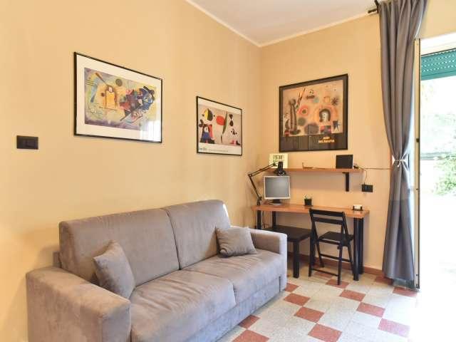 Studio avec jardin à louer à San Giovanni, Rome