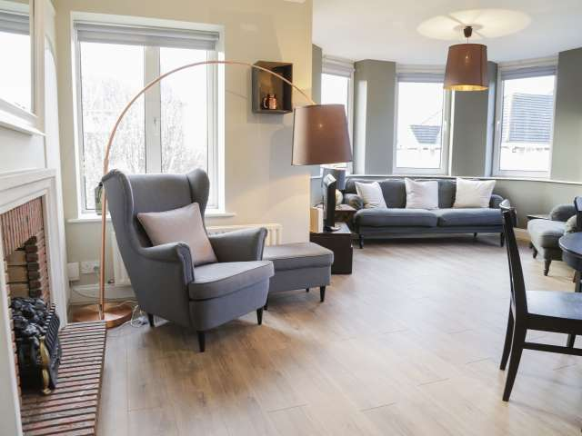 Serviced 2-bedroom Apartment for rent in Ballsbridge, D4