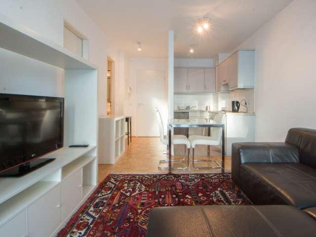 Charmantes Apartment mit einem Schlafzimmer in Mitte zu vermieten