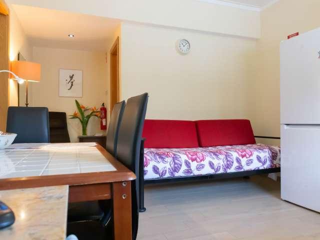Elegant 1-bedroom apartment for rent in Portela, Lisbon